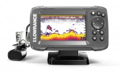 Sonar Lowrance HOOK2 - 4X ROW
